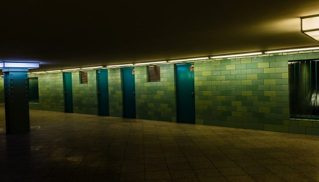 Berlin Subway 1